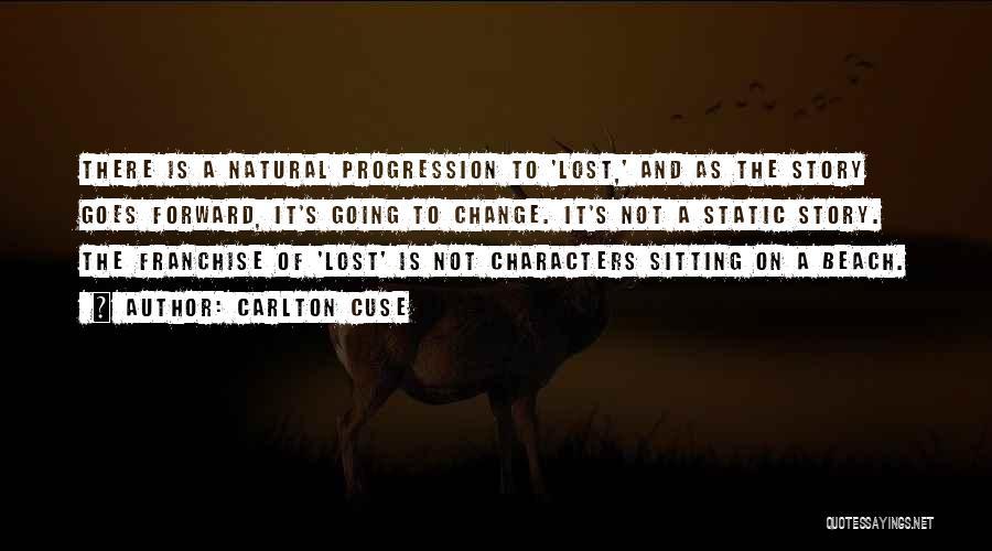 Carlton Cuse Quotes 1863334