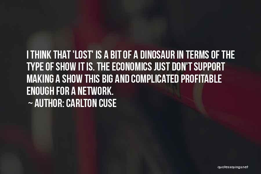 Carlton Cuse Quotes 2049808