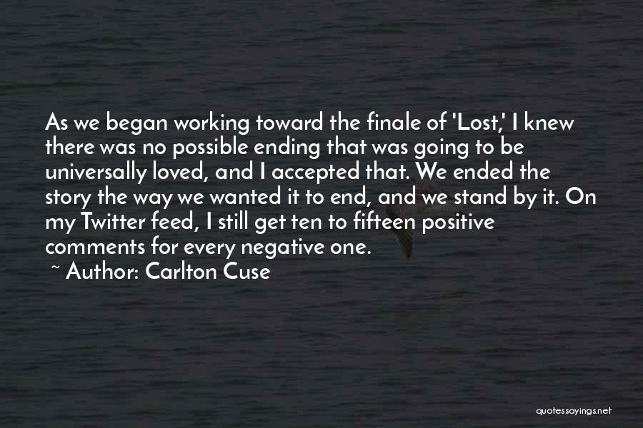 Carlton Cuse Quotes 2144750