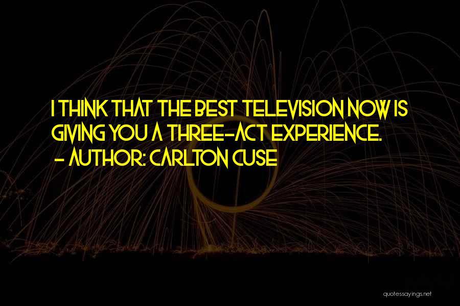 Carlton Cuse Quotes 2154865