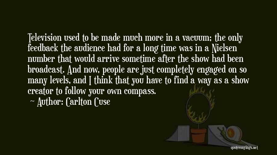 Carlton Cuse Quotes 2202836