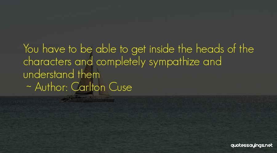 Carlton Cuse Quotes 454387