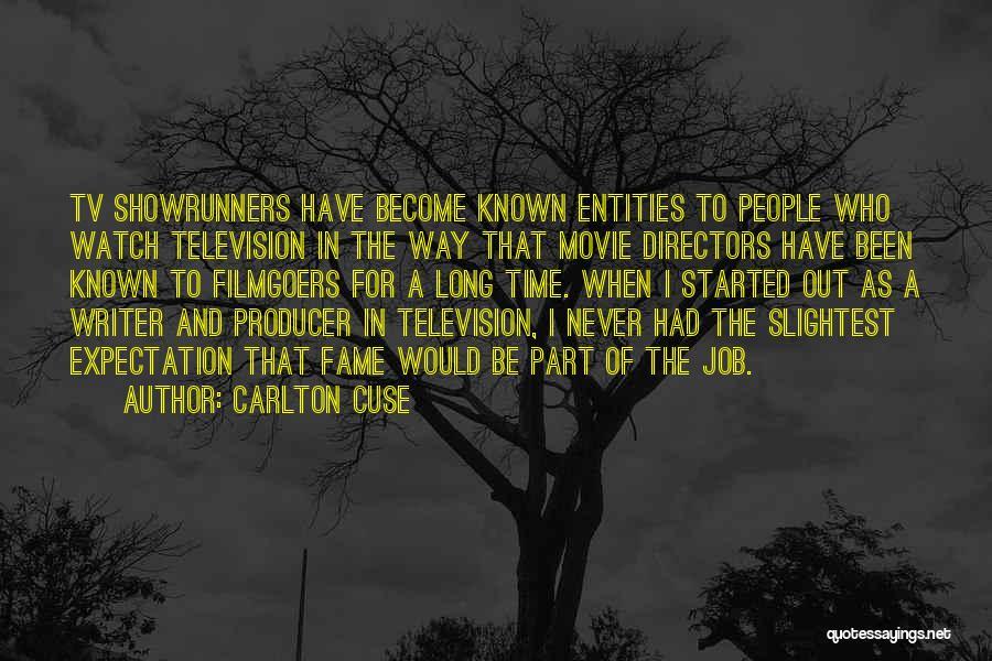 Carlton Cuse Quotes 530275