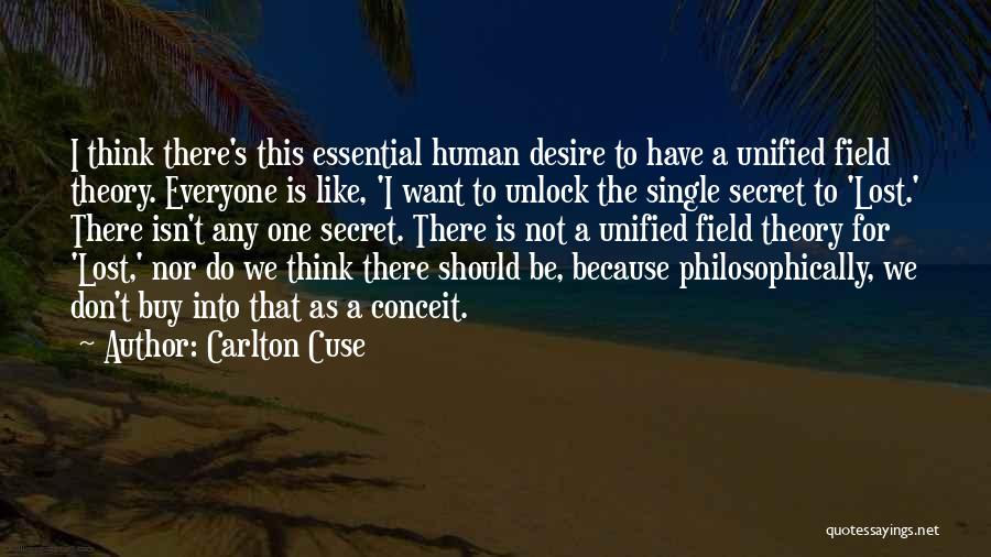 Carlton Cuse Quotes 530980