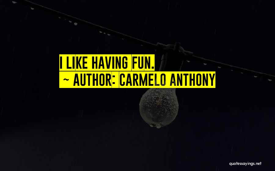 Carmelo Anthony Quotes 1216255