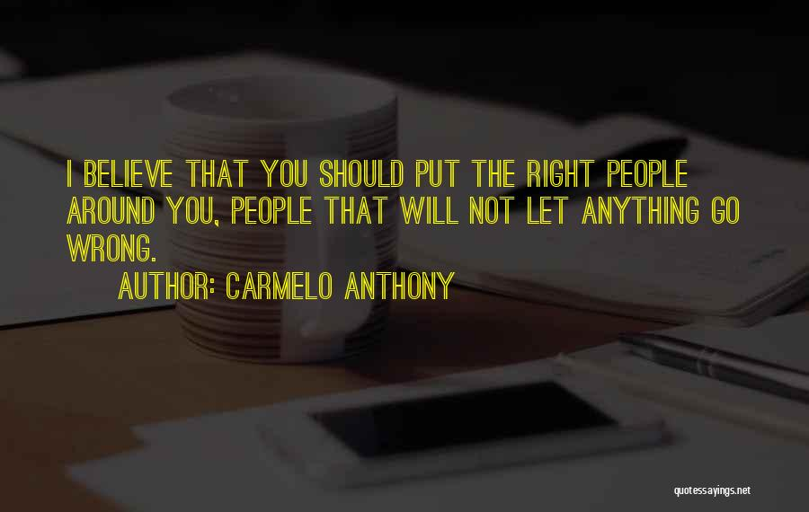 Carmelo Anthony Quotes 1461037