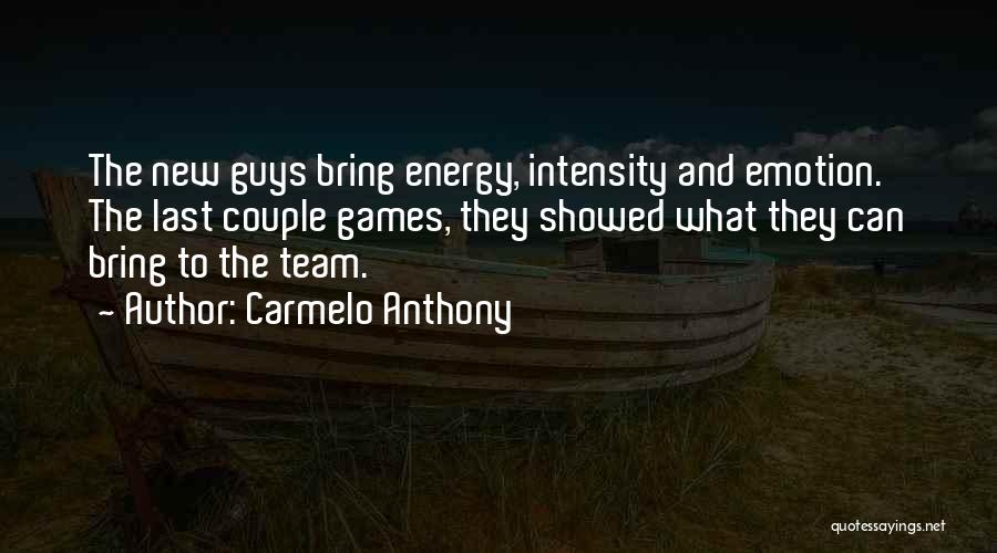 Carmelo Anthony Quotes 1501426