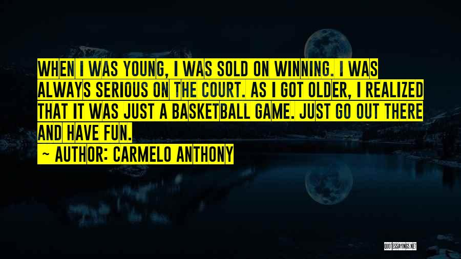 Carmelo Anthony Quotes 1511483
