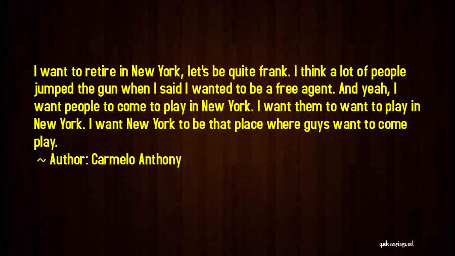 Carmelo Anthony Quotes 1705283