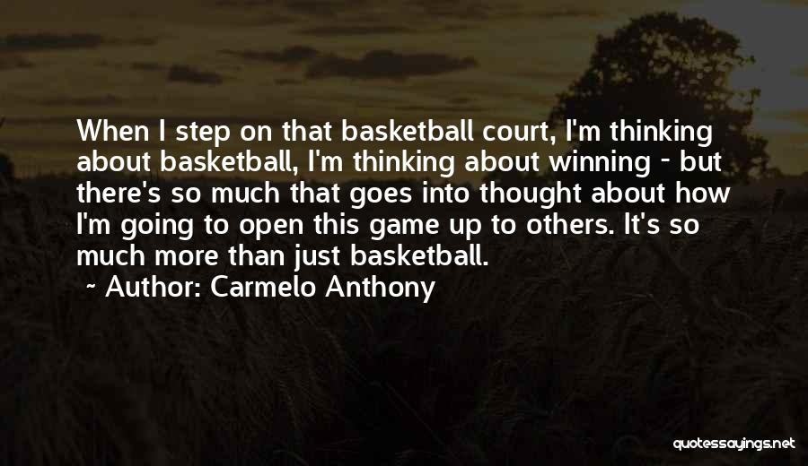 Carmelo Anthony Quotes 1739250