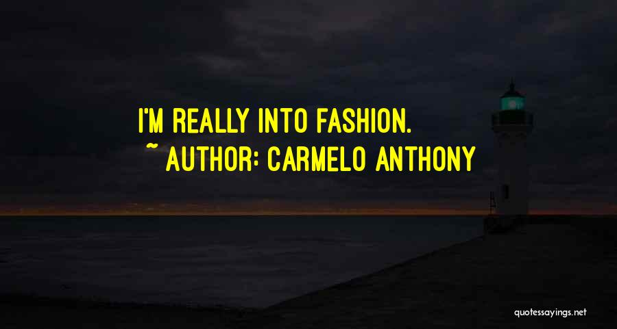 Carmelo Anthony Quotes 1873303