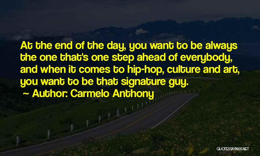 Carmelo Anthony Quotes 2035841