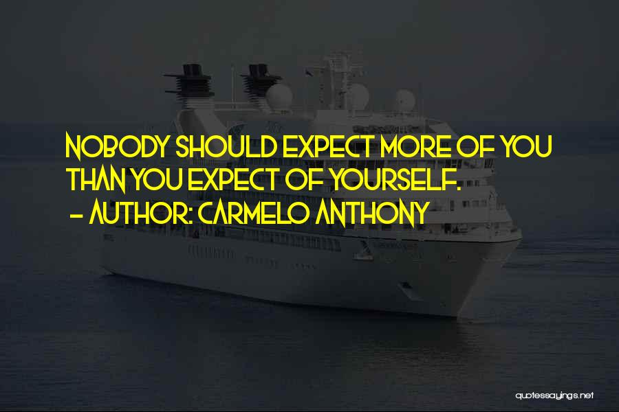 Carmelo Anthony Quotes 585623