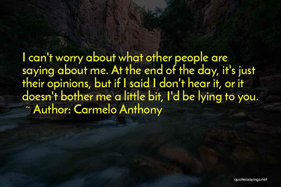 Carmelo Anthony Quotes 674195