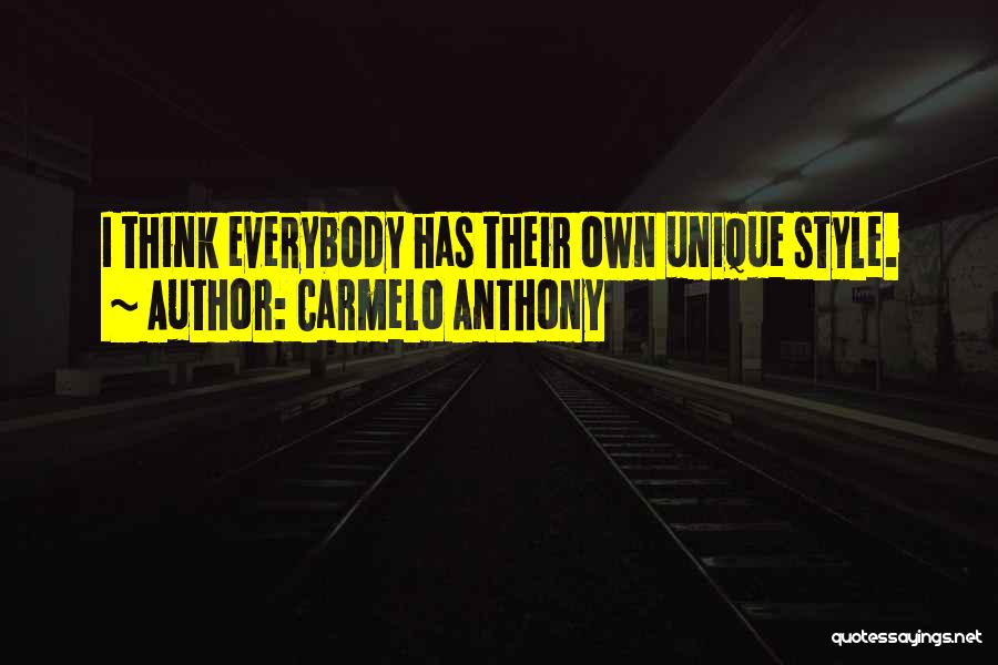 Carmelo Anthony Quotes 779553