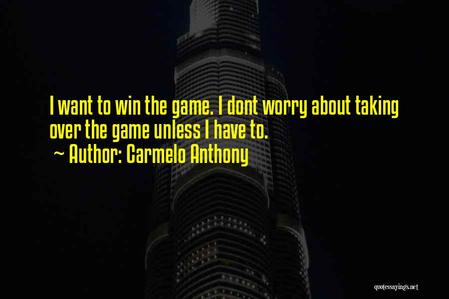 Carmelo Anthony Quotes 790933