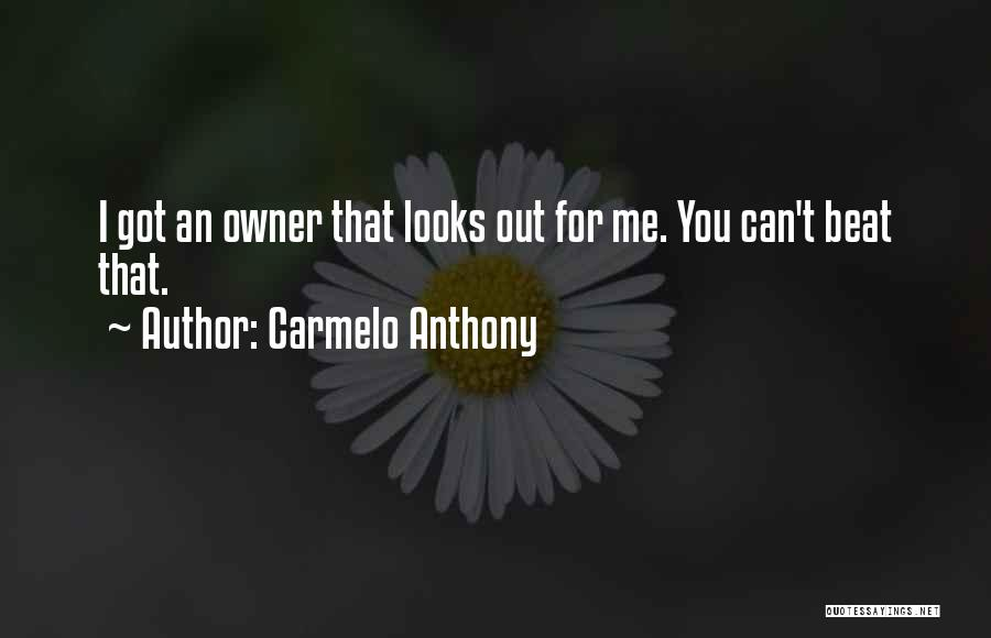Carmelo Anthony Quotes 893120