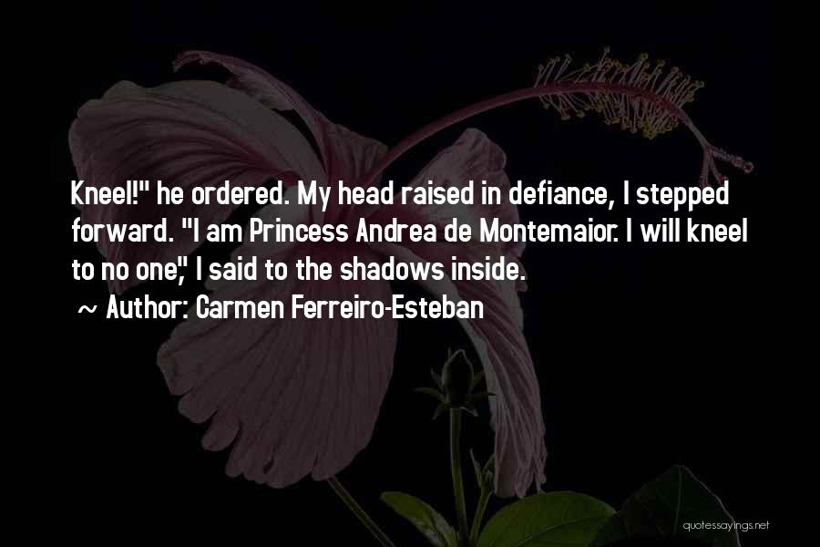 Carmen Ferreiro-Esteban Quotes 747059