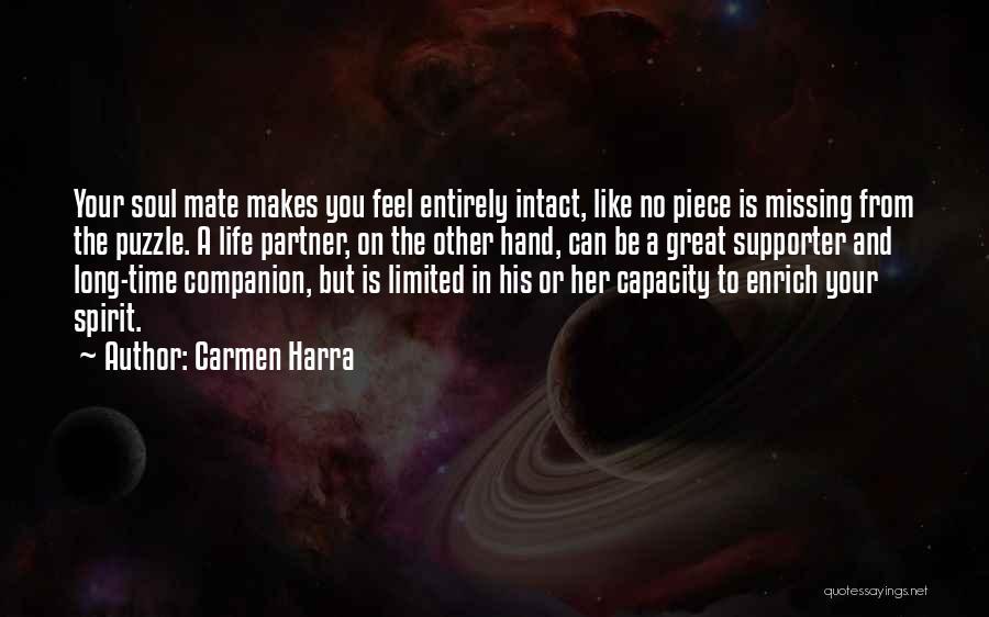 Carmen Harra Quotes 1860912