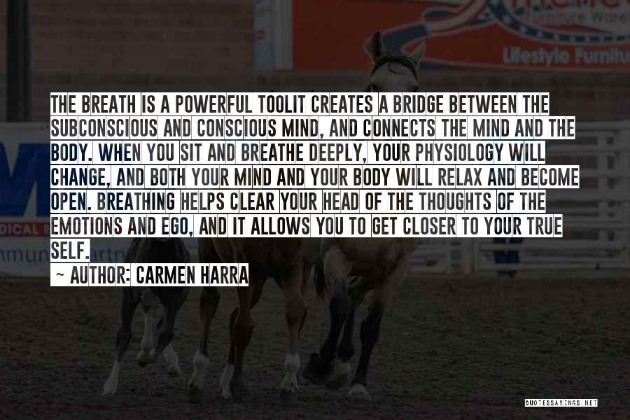 Carmen Harra Quotes 905306