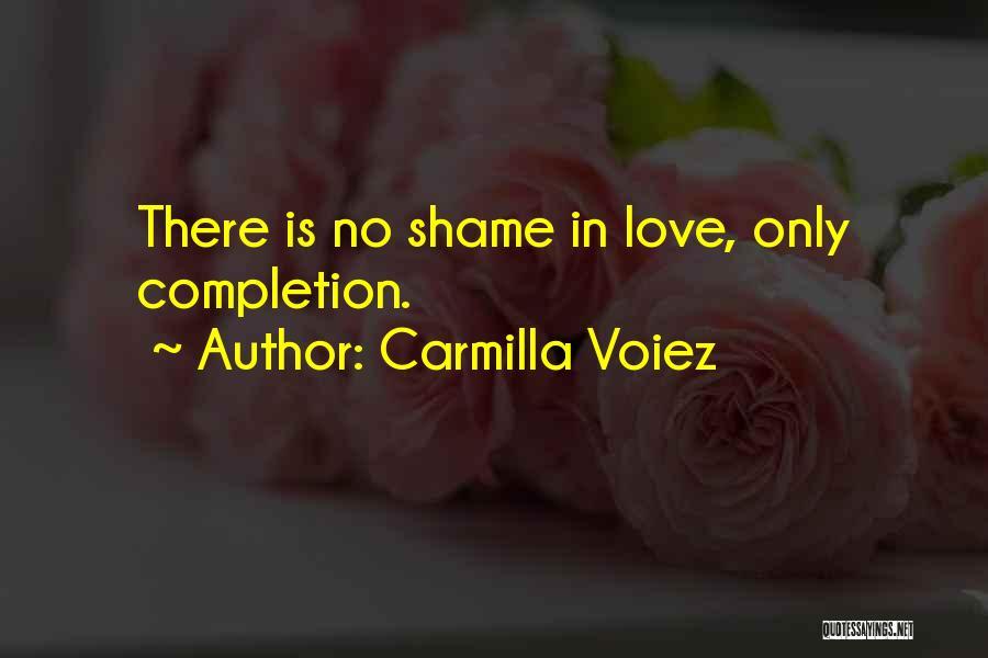 Carmilla Best Quotes By Carmilla Voiez