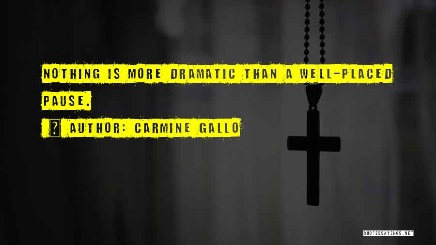 Carmine Gallo Quotes 1096193