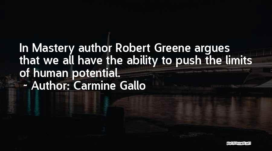 Carmine Gallo Quotes 133382