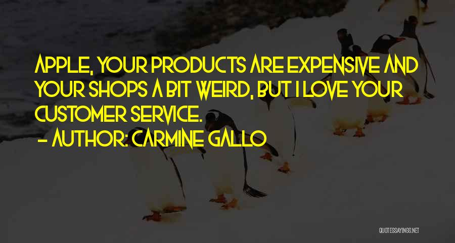 Carmine Gallo Quotes 1639277