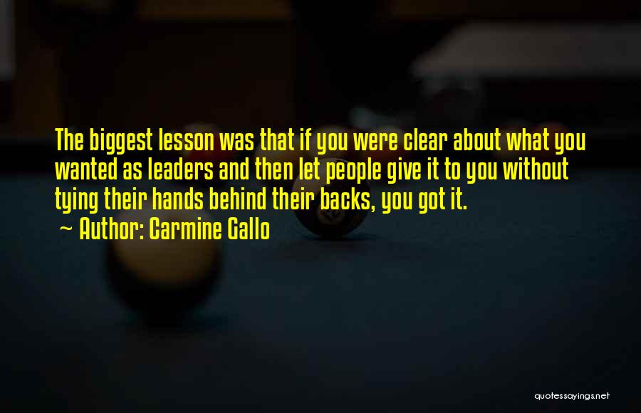 Carmine Gallo Quotes 1900047