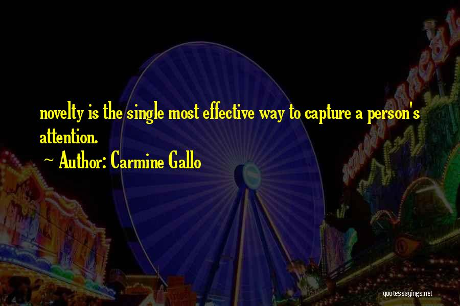 Carmine Gallo Quotes 2098963