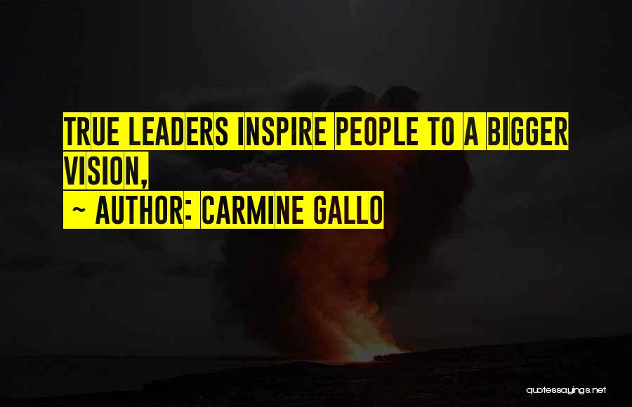 Carmine Gallo Quotes 2214117