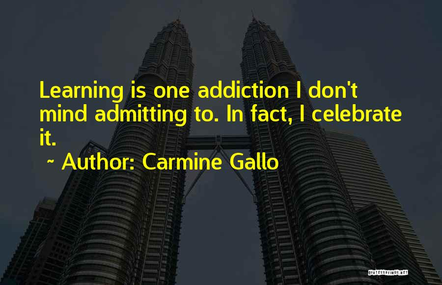 Carmine Gallo Quotes 654275