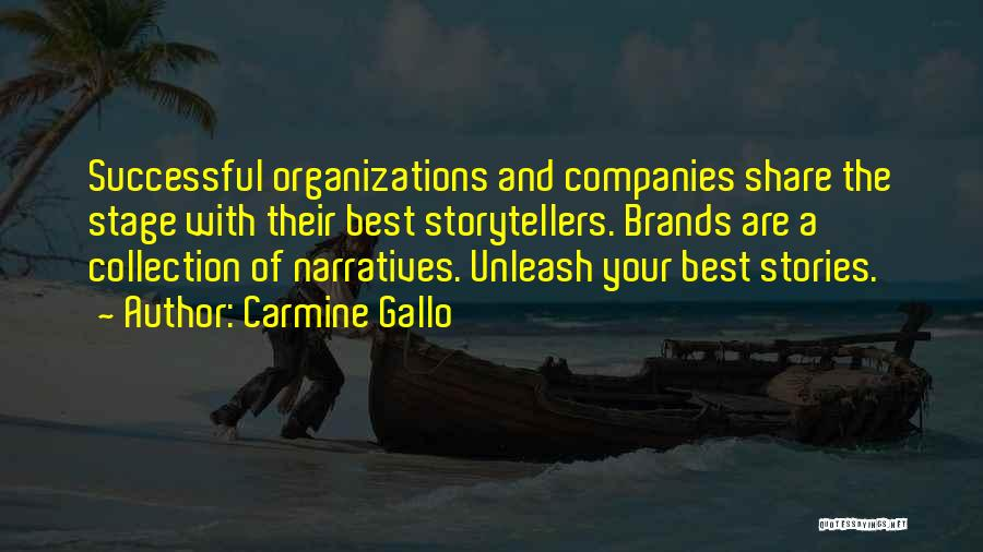 Carmine Gallo Quotes 660361