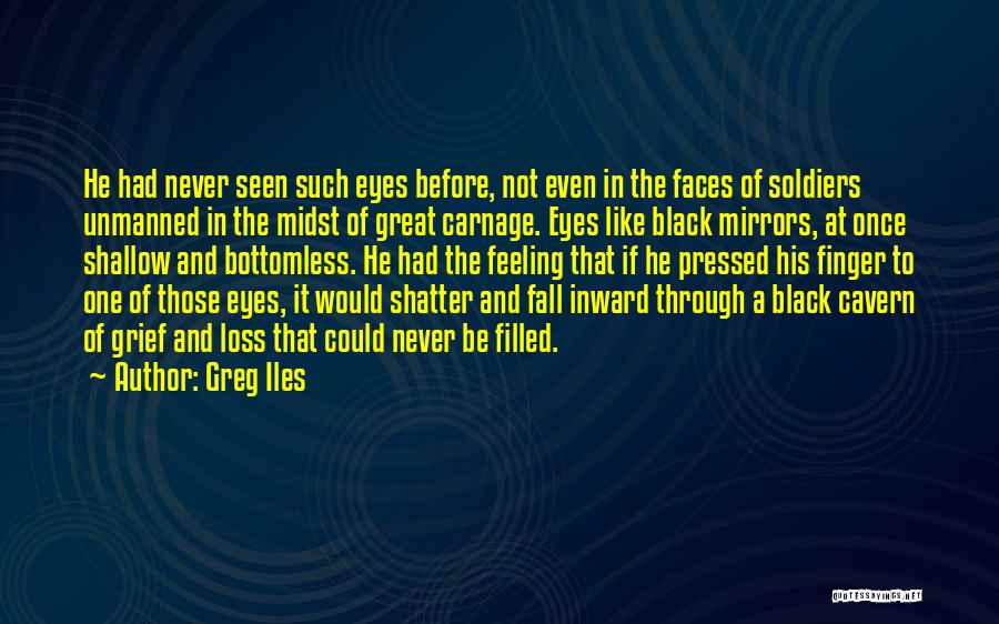 Carnage Quotes By Greg Iles