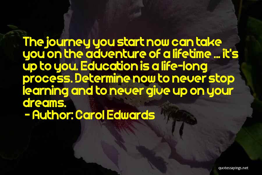 carol edwards famous quotes sayings