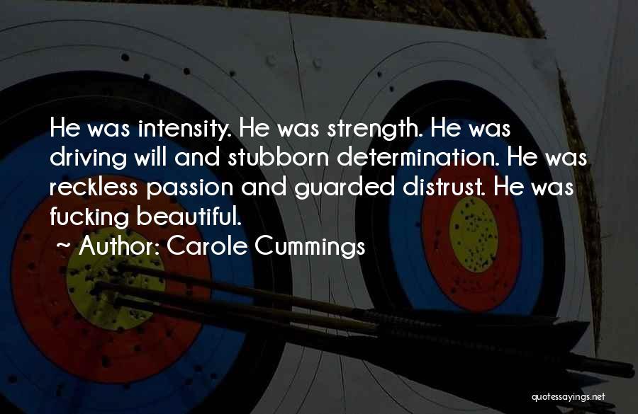 Carole Cummings Quotes 417249