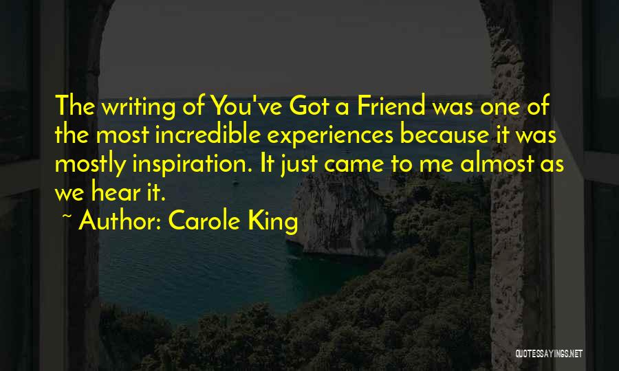 Carole King Quotes 1416240