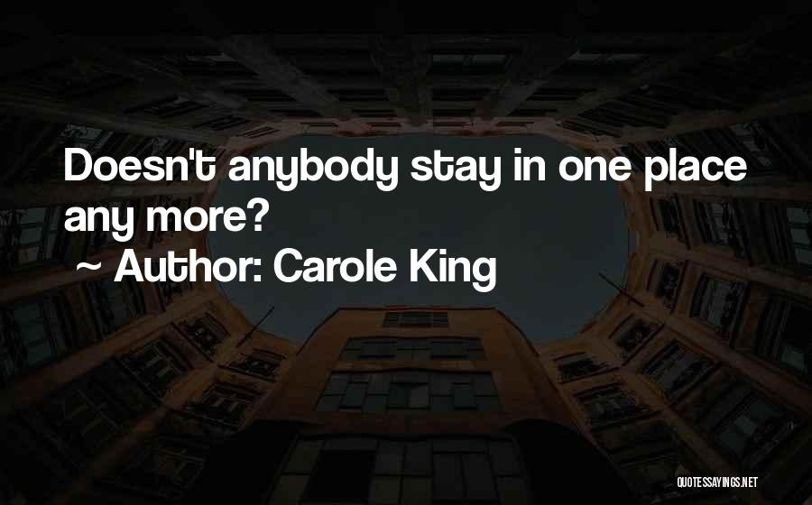 Carole King Quotes 156735