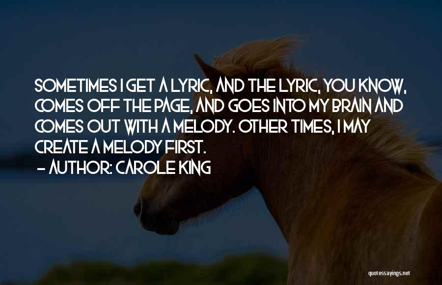 Carole King Quotes 1751737