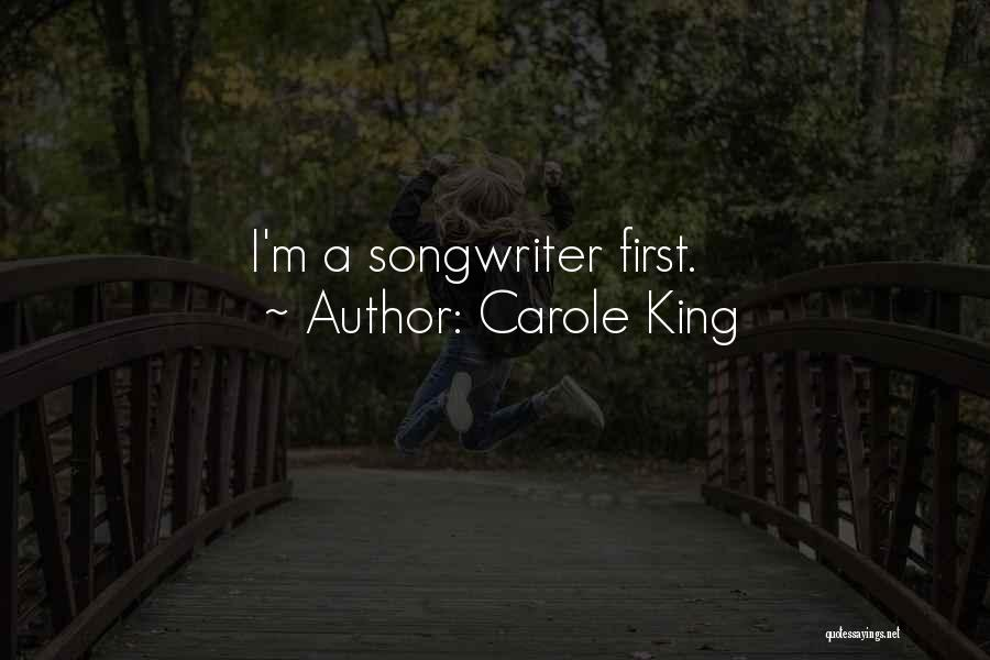Carole King Quotes 206133