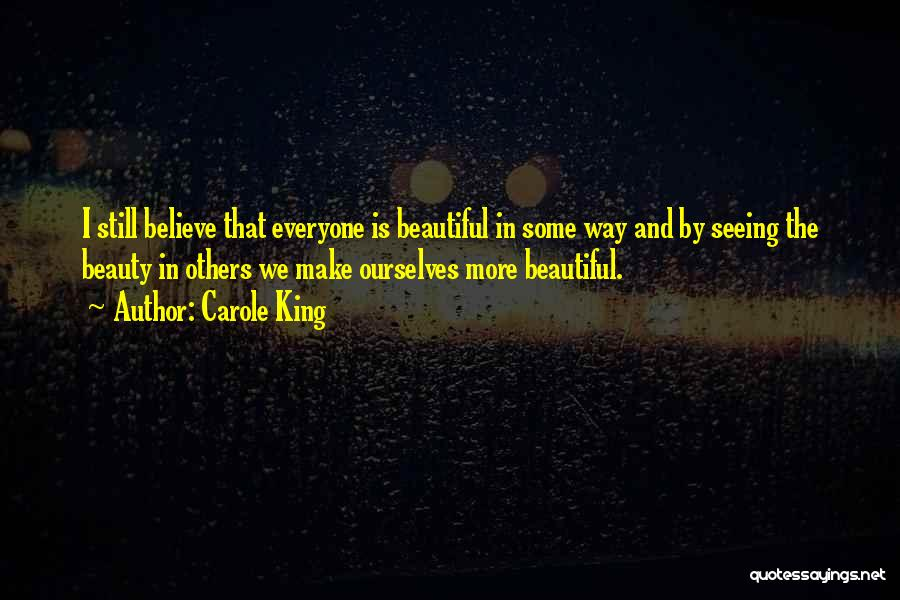 Carole King Quotes 383706