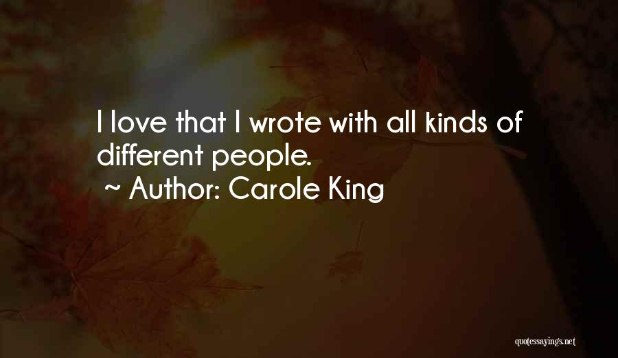 Carole King Quotes 598661