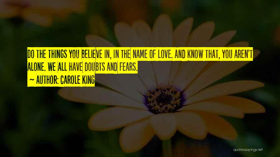 Carole King Quotes 694134