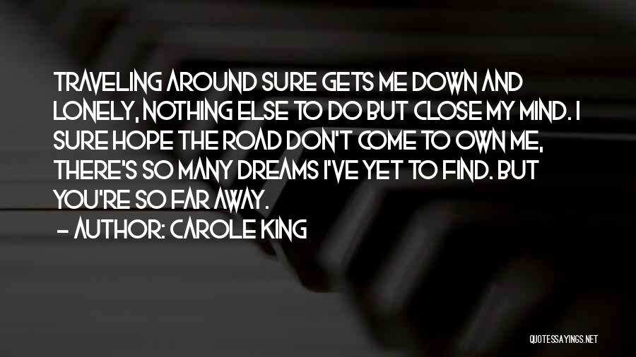 Carole King Quotes 885227