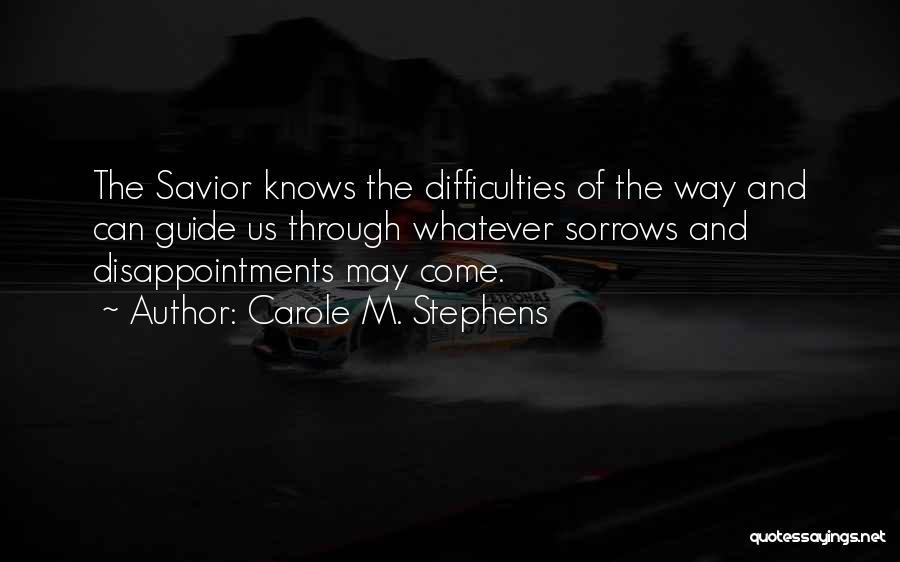 Carole M. Stephens Quotes 1191705