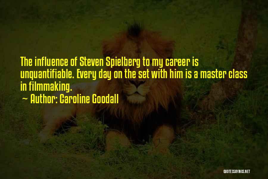 Caroline Goodall Quotes 943697