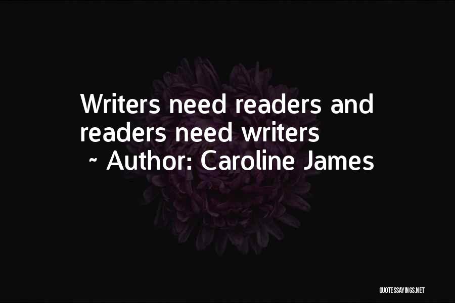 Caroline James Quotes 1380495