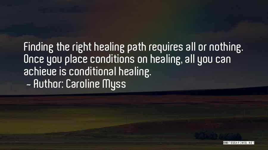 Caroline Myss Quotes 1034328