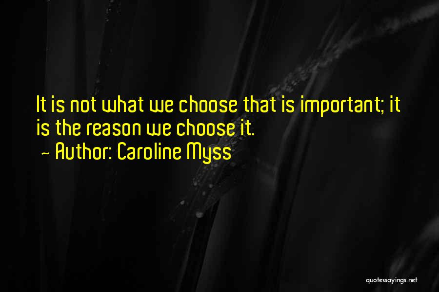 Caroline Myss Quotes 1202941