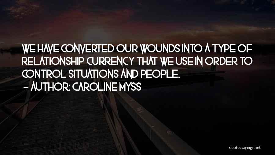 Caroline Myss Quotes 126042